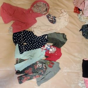18m girls clothes